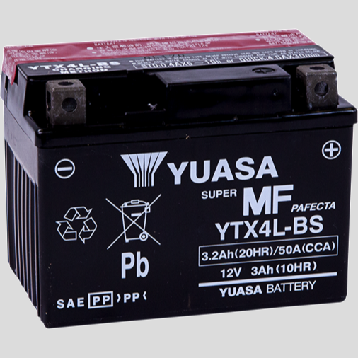 Battery YTX4L-BS