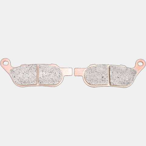 Drag Specialties Sintered Brake Pads, FX/FL - Rear