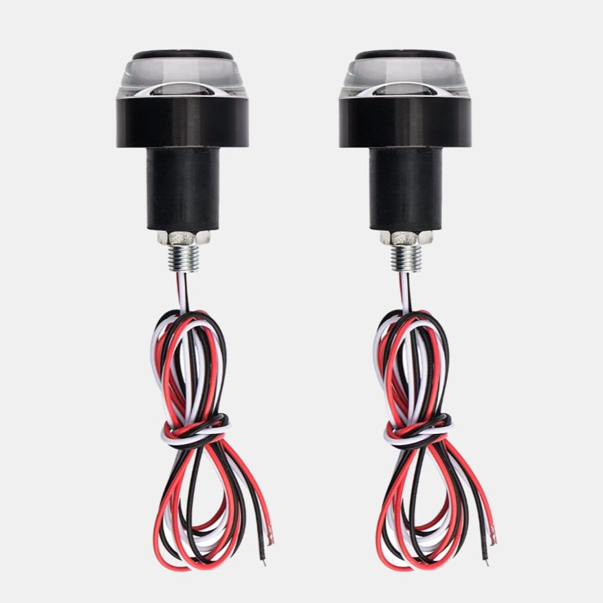 Bar End Turn Signals - LED