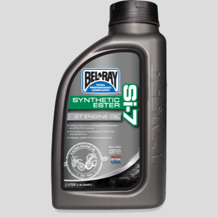 Bel Ray two Stroke oil