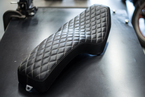 Biltwell Diamond Stitched H-D XL Seat