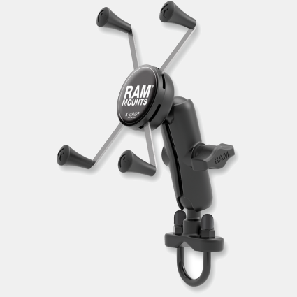 RAM Mounts - Universal X-Grip For Large Phones