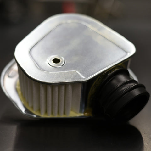 Air Filter - Honda CB350K Right '68-'73
