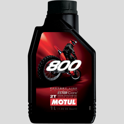 MOTUL 800 2T Off Road OIL - 1Qt