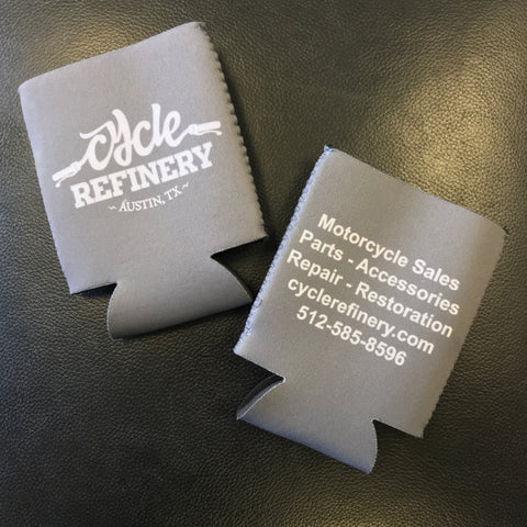 Cycle Refinery Koozies