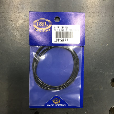 Float Bowl Gasket, Honda CB550 '75-'77