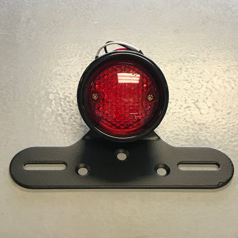 Economy Tail Light - Round