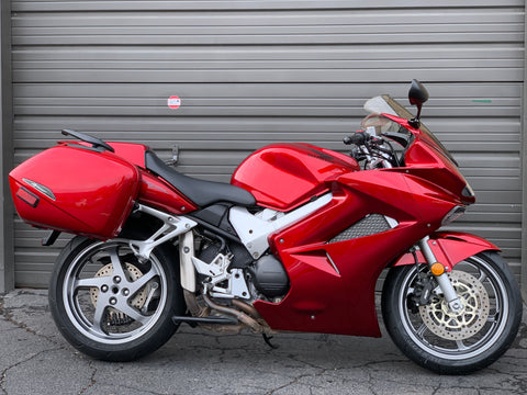 2007 Honda VFR800 Interceptor