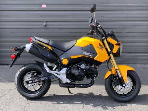 Honda Grom MSX125 For Sale