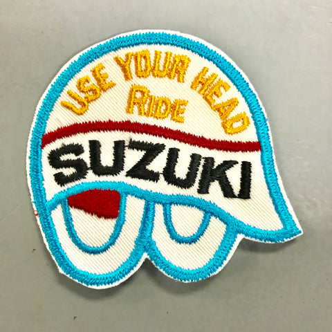 Patch - Use Your Head Suzuki