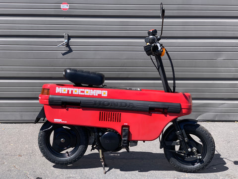 1981 Honda Motocompo - **New**  Never Started