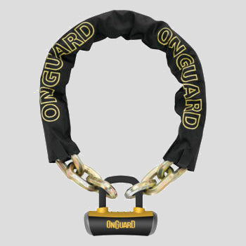 Onguard Beast Lock with Chain 6ft