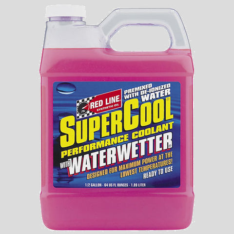 Red Line Super Cool Performance Coolant w/Water Wetter