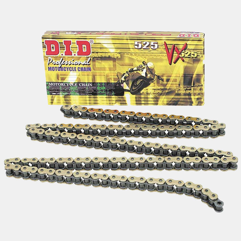DID Chain 525VX x 120 Gold