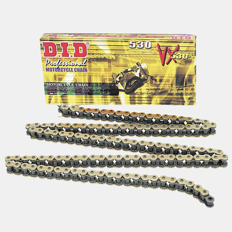 DID Chain 530VX x 120 Gold