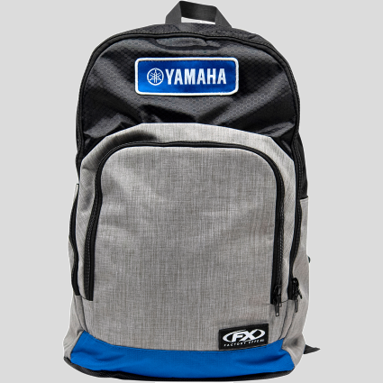 Yamaha motorcycle backpack