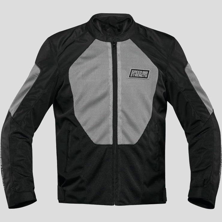 Speed and Strength Men's Hot Head Mesh Jacket