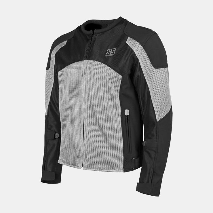 Speed and Strength Men's Midnight Express Mesh Jacket