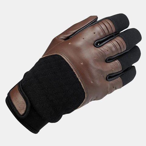 Biltwell Bantam Glove Chocolate/Black