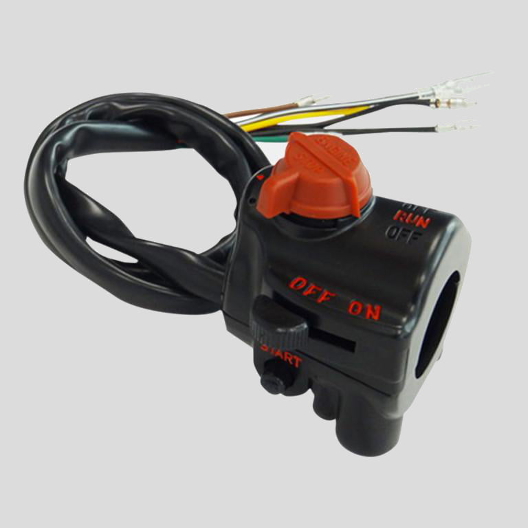 Handlebar Control Switch - Starter/Kill Switch