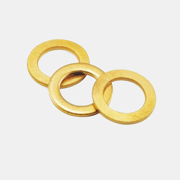 10mm Copper Crush Washers