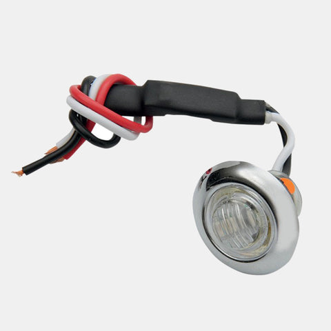 Mini LED Tail Light - Clear Lens