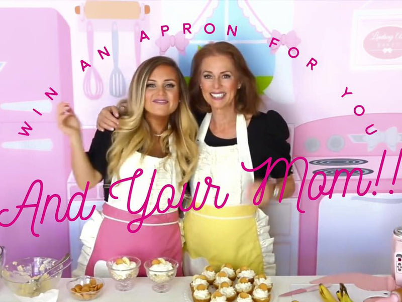 Win an apron for you and your mom