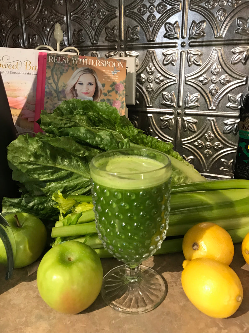 Better Than Botox Green juice