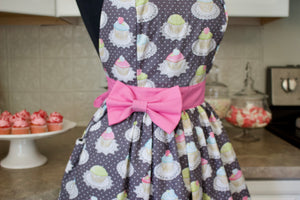 Party Girl Cupcake Apron