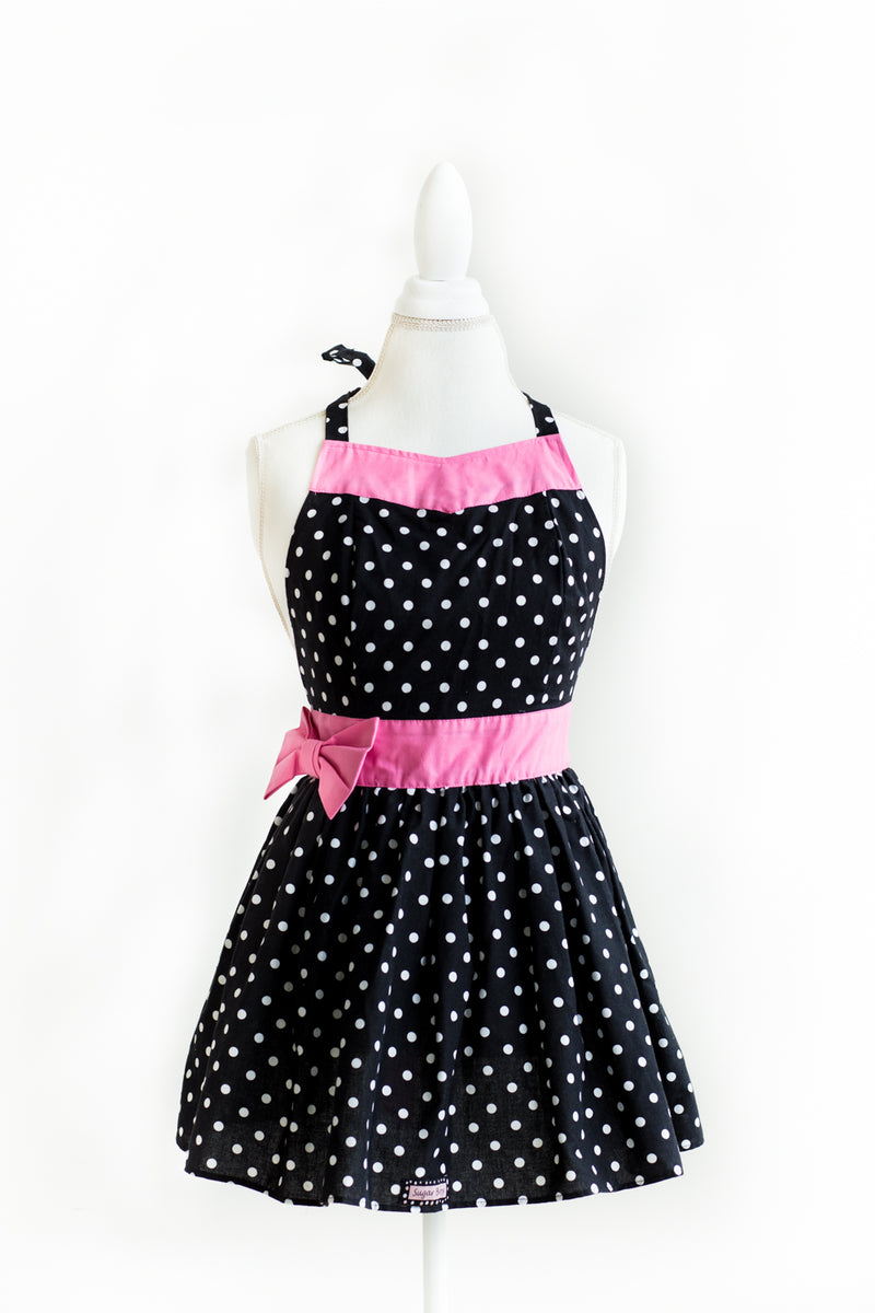 A Sugar baby Apron (Party Girl Pink)