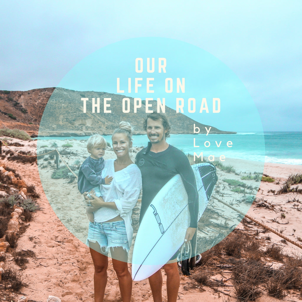 Our Life on the Open Road | by Love Mae