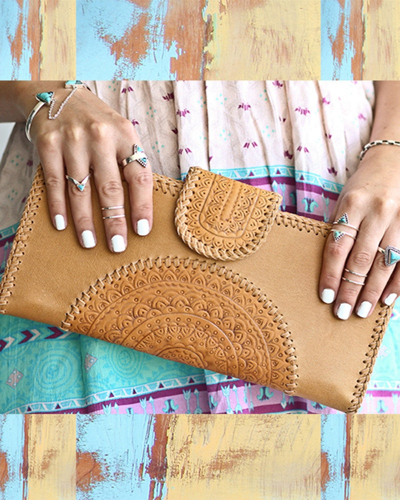 Mahiya LOVES hand tooled leather - 12