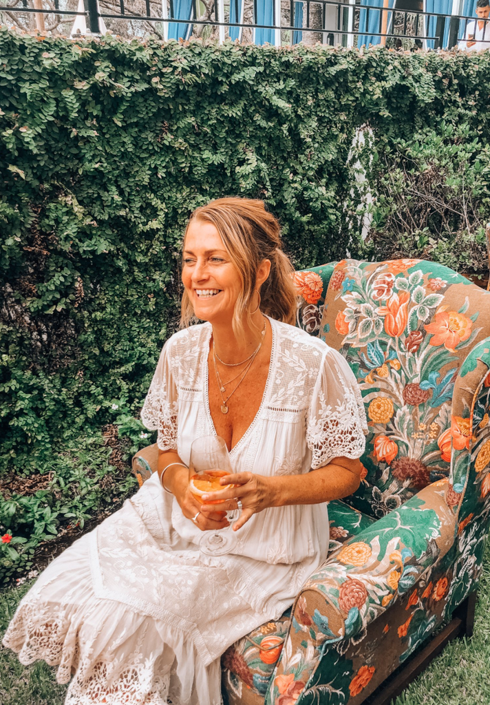 <div><span><strong><i>Mahiya Stockist &amp; fellow Gold Coast local, we chat with White Bohemian founder Sharon Fletcher about her love affair with Fashion </i></strong></span></div> <div><span><em><strong></strong></em></span></div> <div><span><em><strong>When did you create White Bohemian?</strong></em></span></div> <div><span>I created White Bohemian 7 years ago</span></div>