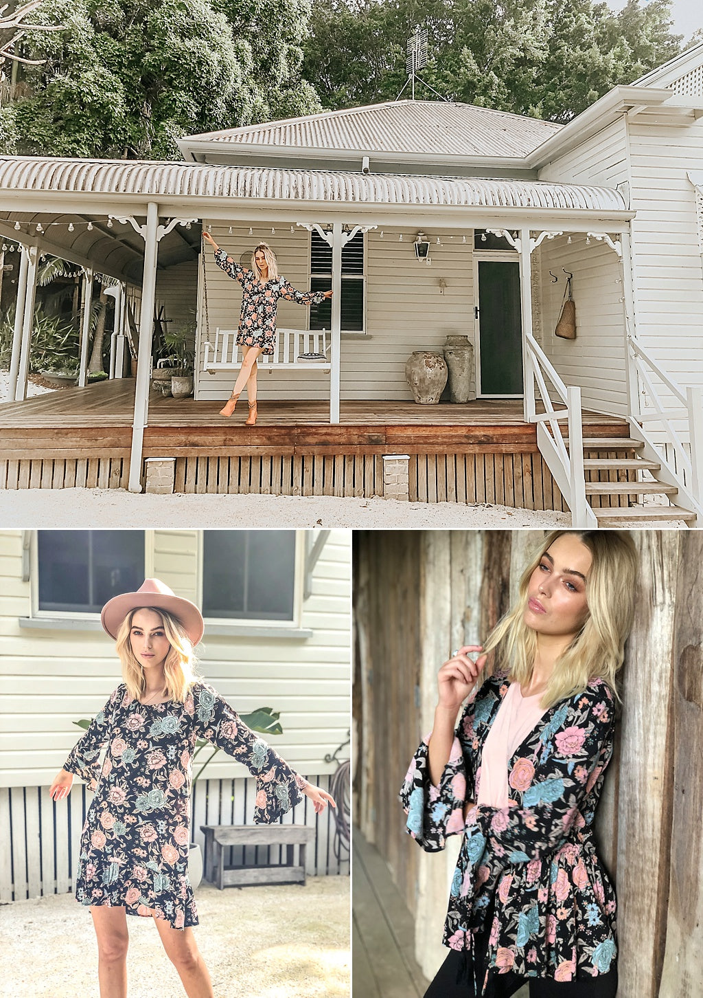 vintage rose mahiya boho collections