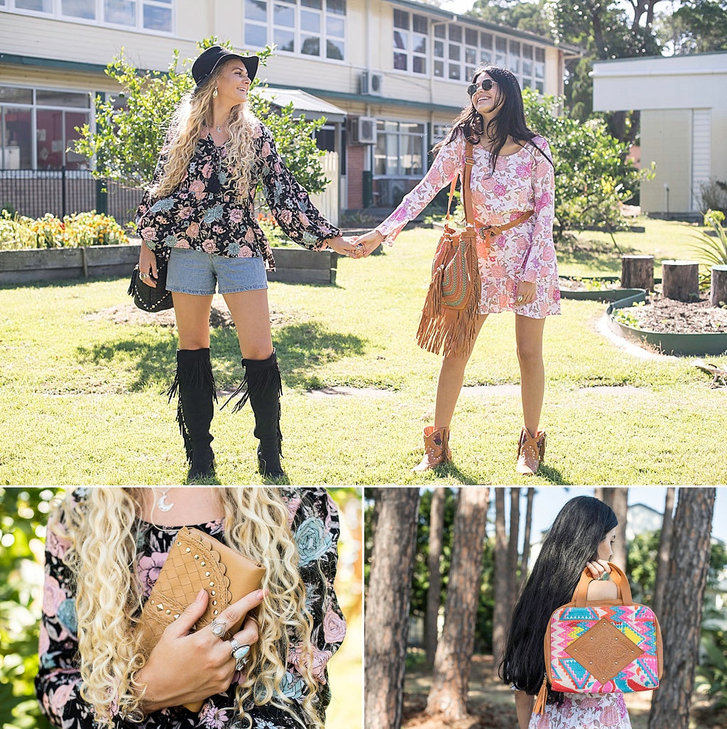 boho chic clothing collections