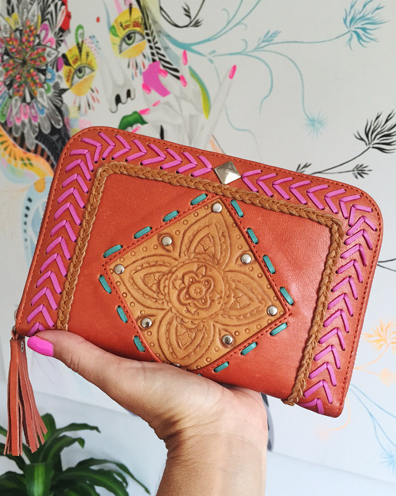 Mahiya LOVES hand tooled leather - 2