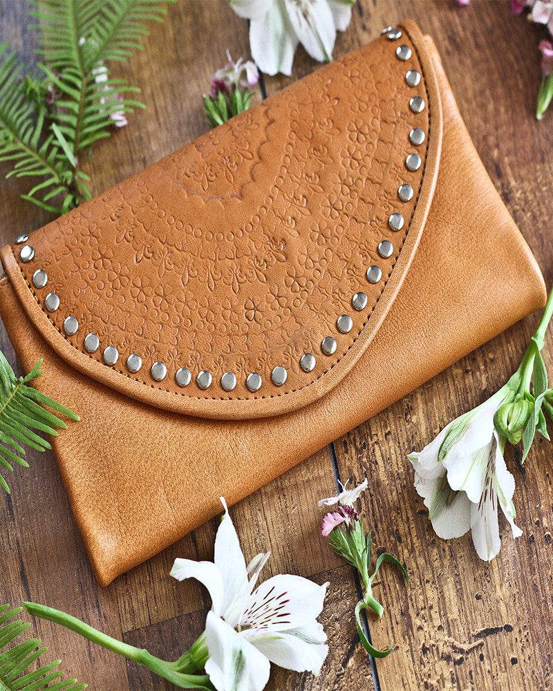 Mahiya LOVES hand tooled leather - 16