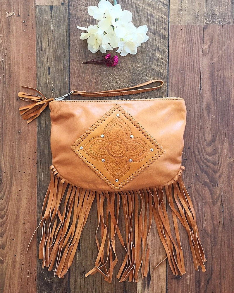 bohemian style leather bags