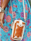 Dream Weaver Bag & Ellki Wallet Set - Tan