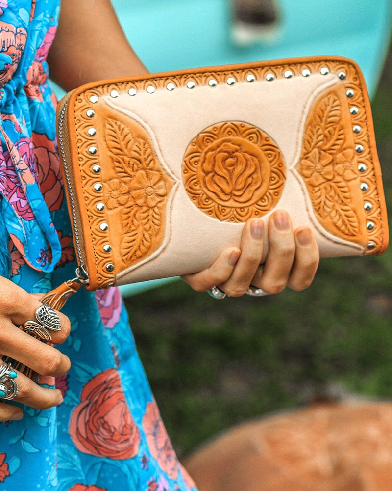 Golden Gypsy Wallet