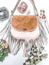 Vintage Rose Bag - Cream