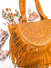 Little Wings Leather Baby Bag