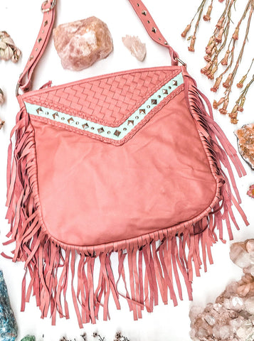 Harlow Fringed Bag