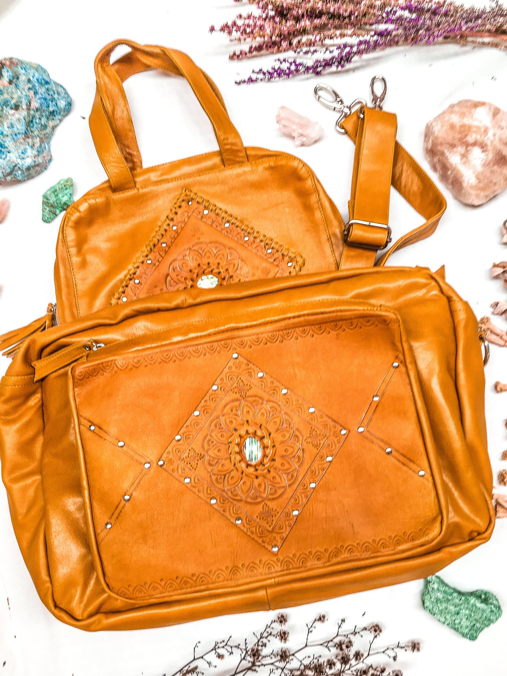 Little Dreamer Baby Bag + Insert FRINGE FREE - EXCLUSIVE TO OUR ONLINE STORE