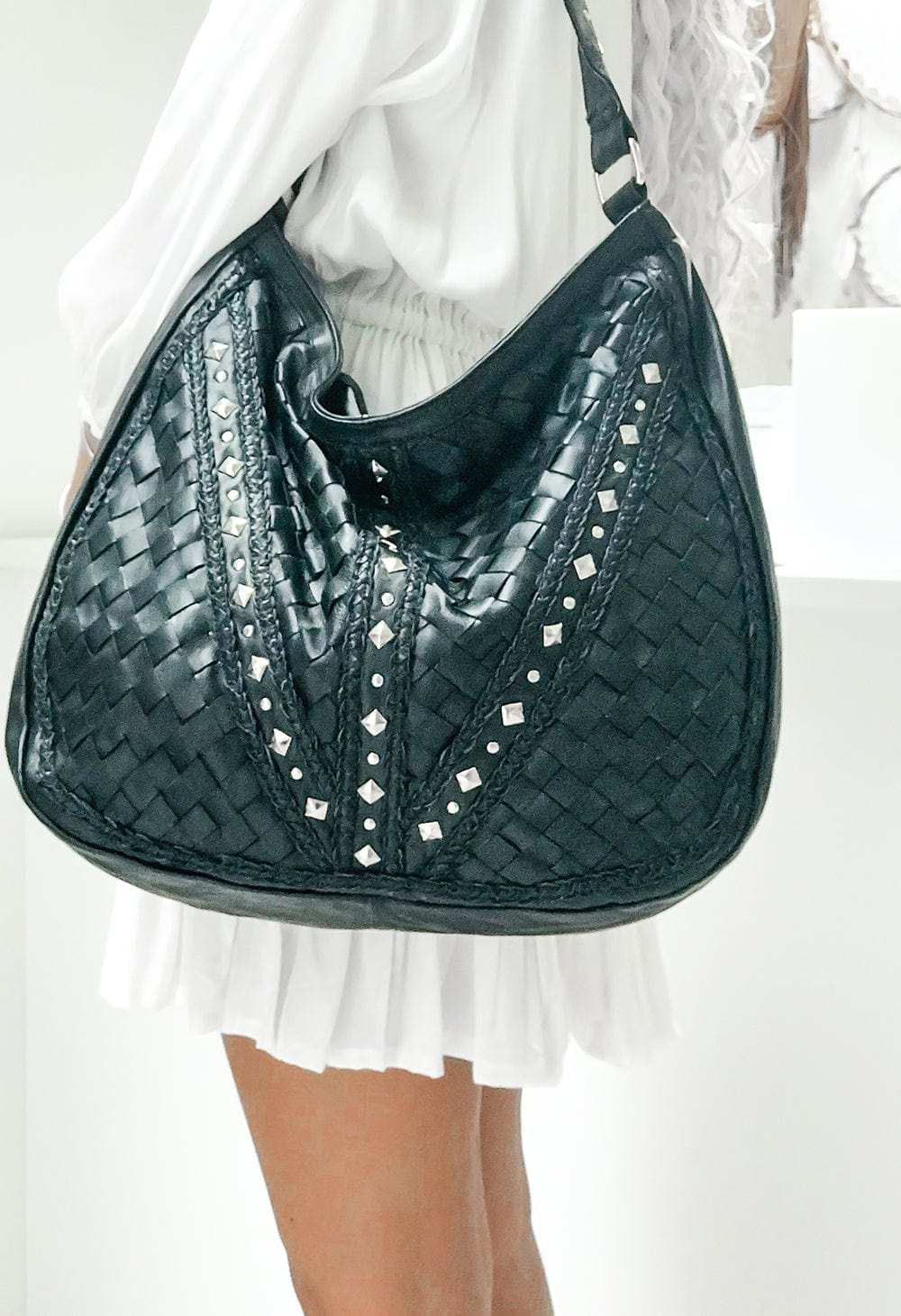 Copy of Gwen Handbag Black