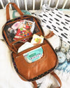 Bambino Leather Baby Bag & Organiser