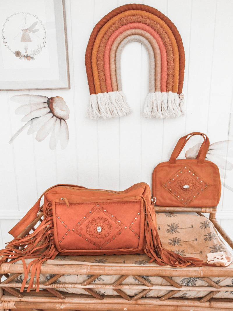 Little Dreamer Baby Bag Fringed EXCLUSIVE TO OUR ONLINE STORE