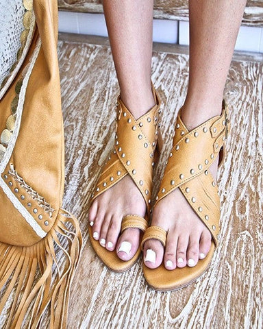 Roamer Leather Sandals