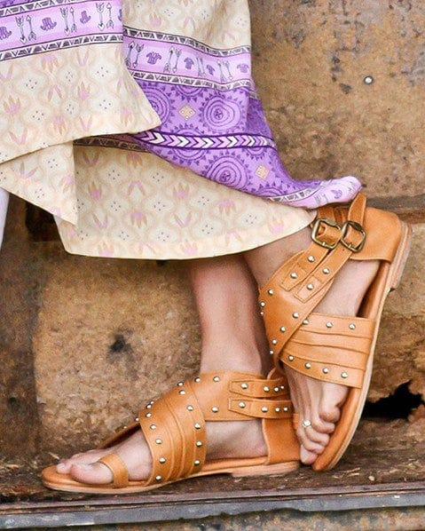 Mahiya Roamer Leather Sandals