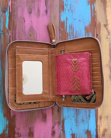 Avana Leather Wallet